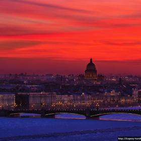 Saint-Petersburg. Winter © evg.rus